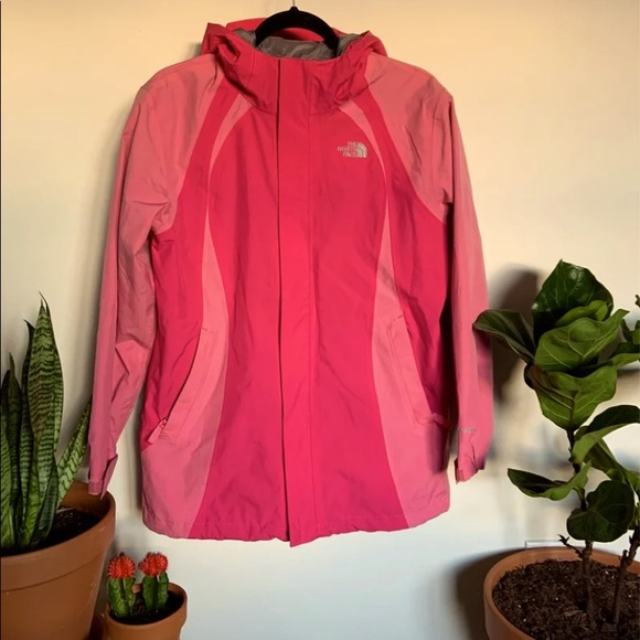 Girl's The North Face Pink Windbreaker